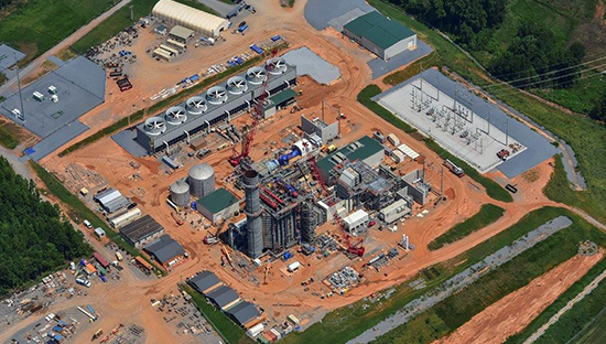 NTE Kings Mountain Energy Center