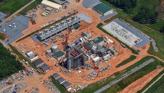 NTE Kings Mountain Energy Center