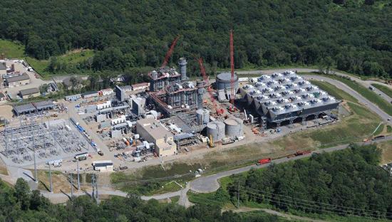 CPV Towantic Energy Center