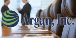 The Argan Acquisition